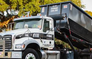 Roll Off Dumpster Service